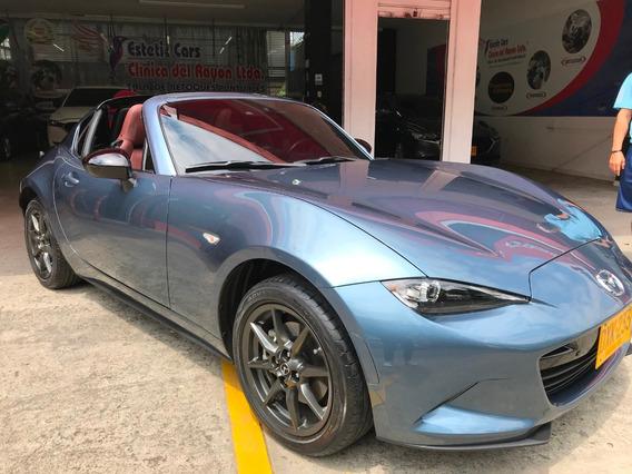 Mazda Miata Mx-5 Mod.2.018 Convertible 2.0 Azul Splendor