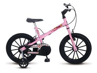 Bicicleta Colli Fruit Mtb Aro 16 Freios V-break