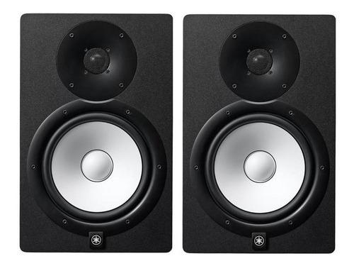 Monitor De Referência Ativo Par Yamaha Hs8 Preto 110v
