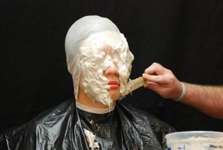 Alginato Polvo Moldes Rostro Mascaras X 500gr