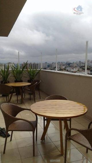 Apartamento Com 2 Dormitórios Para Alugar, 59 M² Por R$ 1.000/mês - Baeta Neves - São Bernardo Do Campo/sp - Ap0528