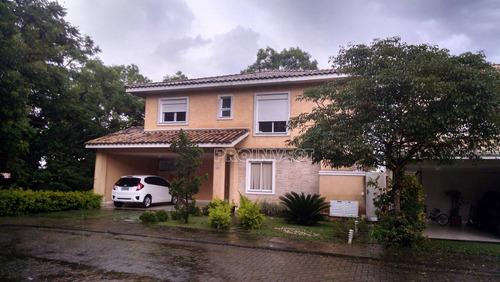 Casa Com 4 Dormitórios À Venda, 352 M² Por R$ 1.800.000,00 - Granja Viana - Cotia/sp - Ca15501