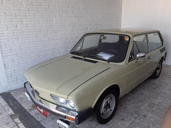 Volkswagem Brasilia 1.600 1980 Raridade/colecionador