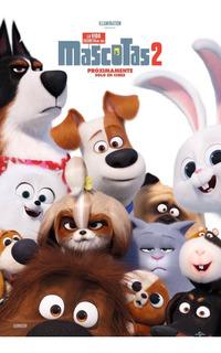 Pelicula La Vida Secreta De Tus Mascotas 2