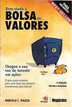 Bem-vindo À Bolsa De Valores (novo Conce Piazza, Marcelo C.