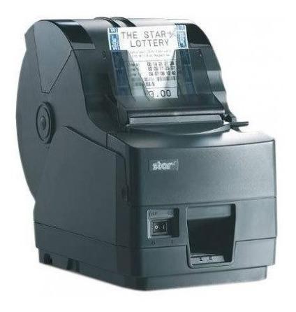 Impressora Recibos Star Micronics Tsp100 - Usada Sem Fonte