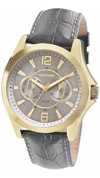 Relógio Technos 6p25aw/2c Masculino Grandtech