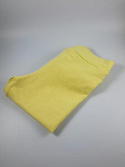 Calzas De Bebe Algodón Elastano Con Puño Y Cintura