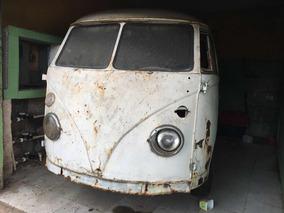 Volkswagen Kombi T1 T2 Vw Bus Corujinha