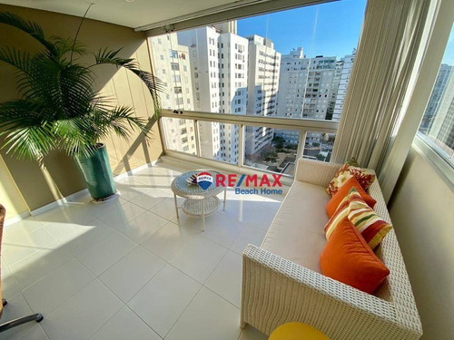 Imagem 1 de 30 de Apartamento À Venda, 134 M² Por R$ 850.000,00 - Pitangueiras - Guarujá/sp - Ap3203