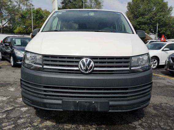 Volkswagen Transporter Pasajeros Tdi 2016