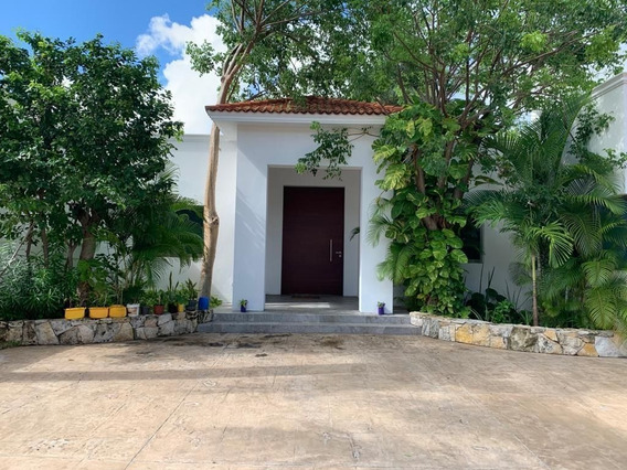 Amplia Casa En Renta (puede Ser Amueblada) En Temozón, Muy Cerca Del Periferico