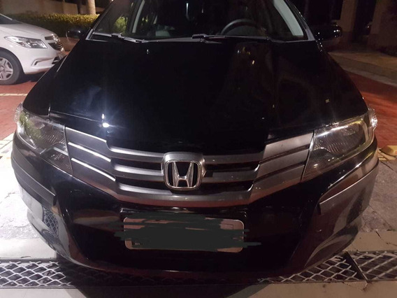 Honda City 1.5 Dx Flex Aut. 4p 2011