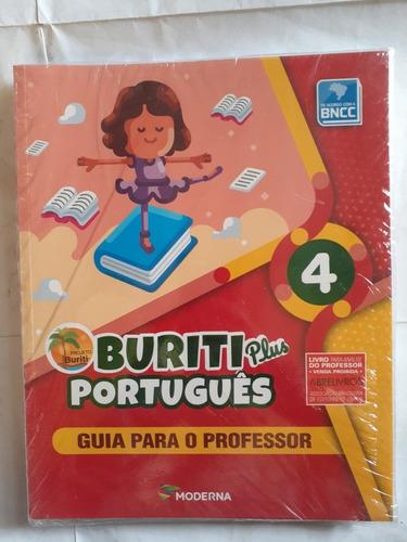 Buriti Plus Português 4 - Bncc