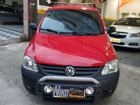 Volkswagen Crossfox 06 - Raridade