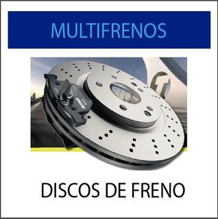 Pack Discos De Freno Traseros Great Wall Haval 313mm