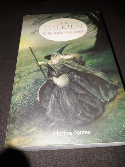 Livro O Senhor Dos Aneis -a Trilogia Completa J.r.r. Tolkien