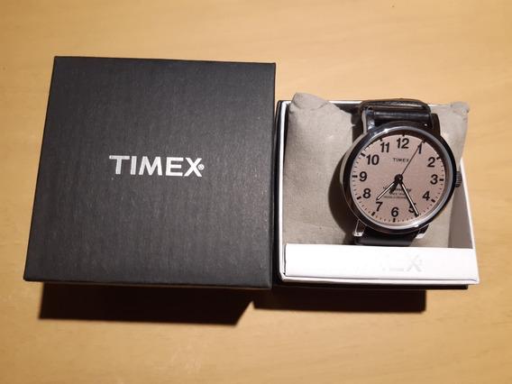 Relógio Timex Heritage Waterbury Aço Inoxidável Prova D