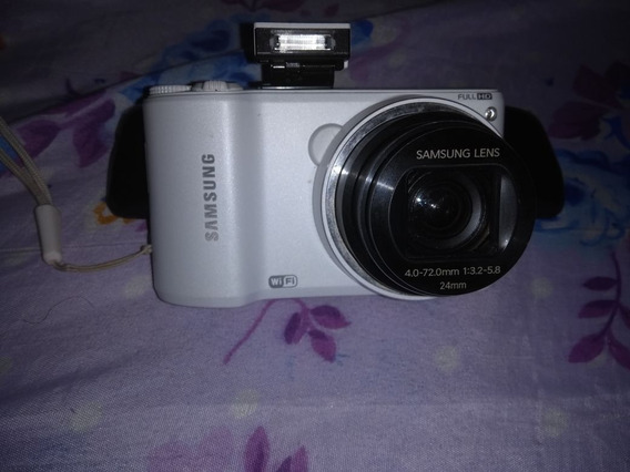 Câmera Digital Samsung Smart Wb250f 14.2mp 18x
