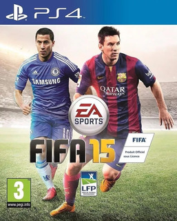 Fifa 15 Ps4 Oferta Playstation 4