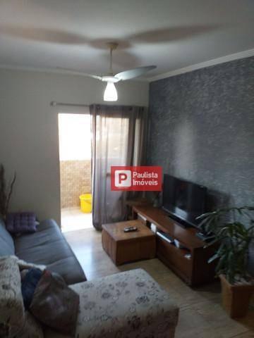 Apartamento Com 2 Dormitórios À Venda - Estuário - Santos/sp - Ap29827