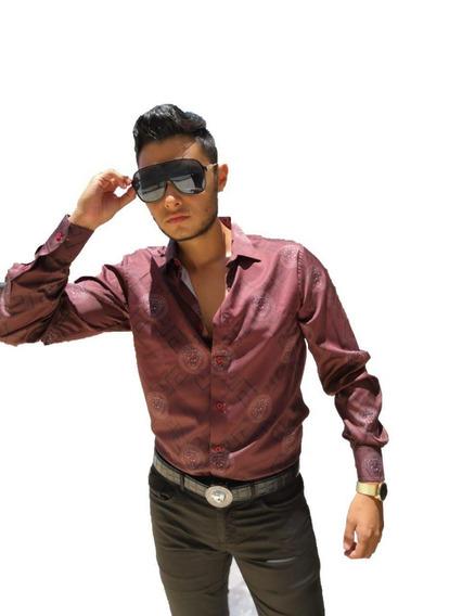 Camisa Buchona Kavali Modelo Buchon 2019 Jl16