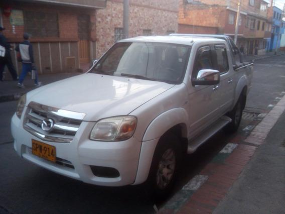 Mazda Bt 50 4x4 Full Equipo Gasolina Y Gas