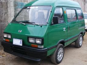 Subaru Microbús Subaru E12 E 12