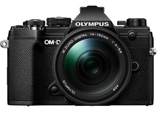 Olympus Om-d E-m5 Mark Iii Mirrorless Camera Com 14-150mm