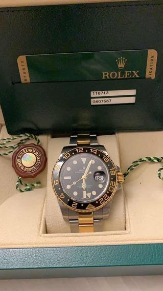 Rolex Gmt Explorer Ii (116713)