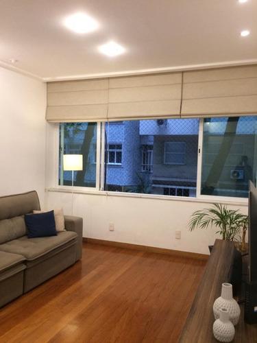 Imagem 1 de 15 de Apartamento  Rua Professor Gastão Bahiana , 93 Reformado ! - Ap6397