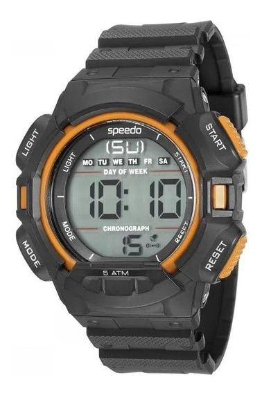 Relógio Speedo Esportivo - Original - Mod 81079g0egnp2k