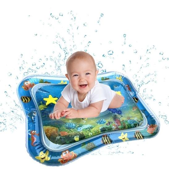Tapete Água Inflável Atividades Infantil Bebê Original