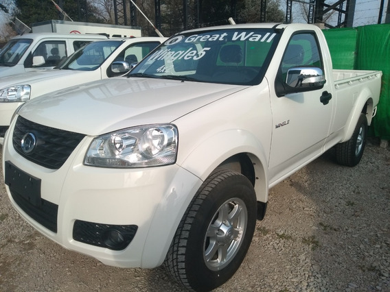 Great Wall Pick Up Cabina Simple 2018 Diesel