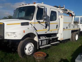 Camion De Servicios Mecanicos Con Grua