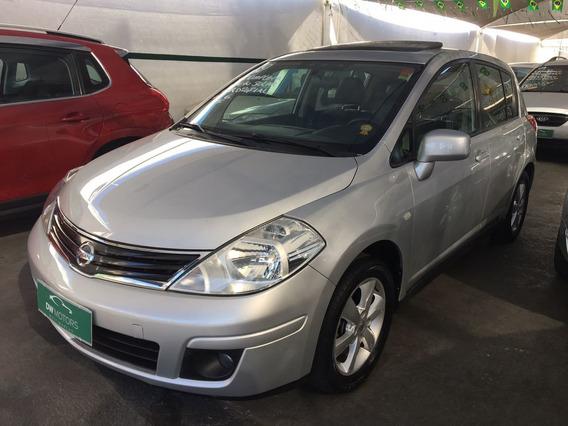 Nissan Tiida Hatch 1.8 16v 4p Sl Flex