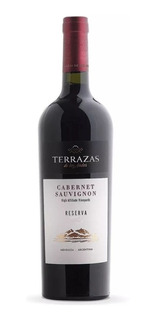 Terrazas De Los Andes Reserva Vinos Tinto Terrazas En