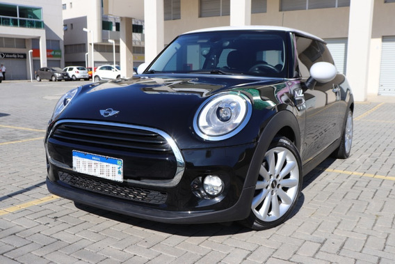 Mini Cooper 1.5 12v Top C/ Garantia Mini Next Até Out/2020