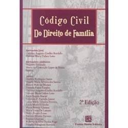 Livro Código Civil Do Direito Da Família