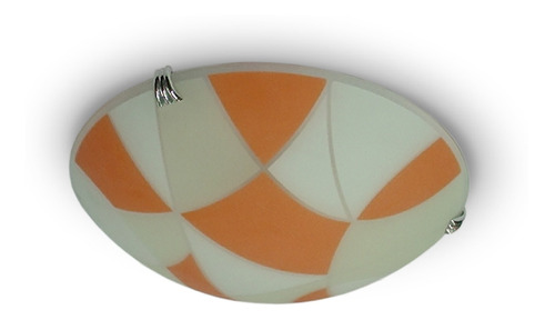 Plafon Aplique Techo Lampara Luminaria Joven Moderno 40069