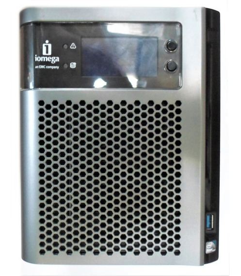 Storage Nas Iomega Storcenter Px4-300d 7tb