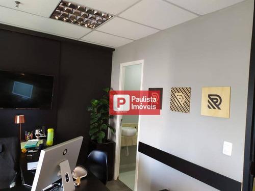 Conjunto, 49 M²  - Pinheiros - São Paulo/sp - Cj1710