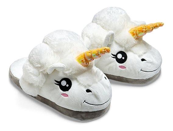 Pantuflas Unicornio Del 32 Al 40 - Nuevas Importadas De Usa
