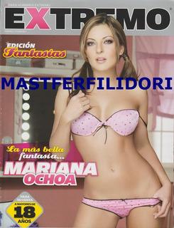 Mariana Ochoa Revista H Enero 2009 Ov7 Onda Vaselina