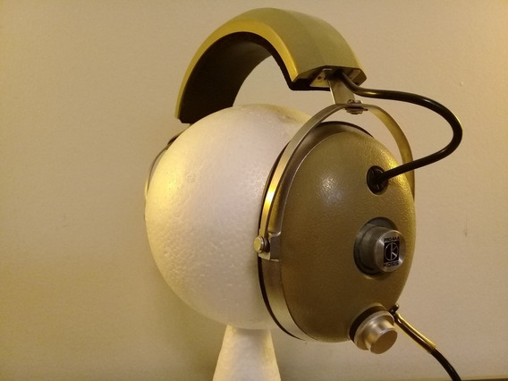Koss Pro4aa Over Ear Headphones 1970 Vintage