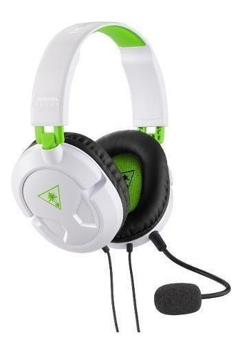 Turtle Beach Audifonos Blanco Recon 50x Refurbished Xbox One