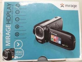 Filmadora Full Hd Play 14 Mp Mirage Dc115