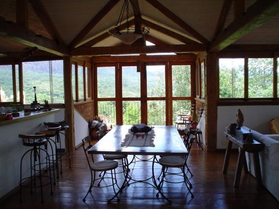 Casa Com 4 Quartos, 300m² À Venda Em Tiradentes - Jrc6117