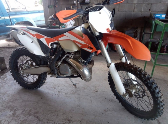 Ktm Cross Country 250 Cc 2t Xc (solo 35 Hs) Impecable !