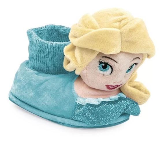Pantuflas Addnice Frozen Elsa Disney Fty Calzados